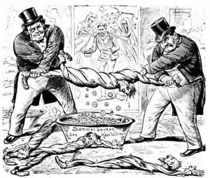 Pengertian Ideologi Kapitalisme