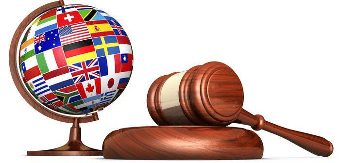 Hukum Internasional dijaman Modern