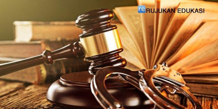 Hukum Pidana Indonesia Adalah