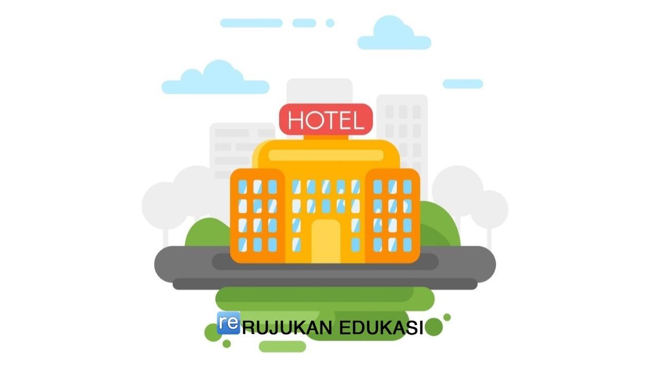 Karakteristik hotel