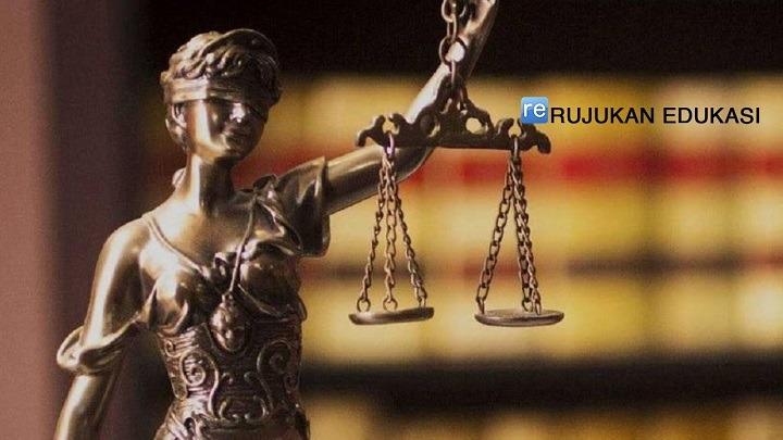 Pengertian Negara Hukum