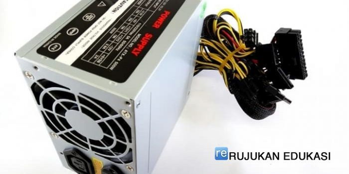 Pengertian Power Supply Secara Umum