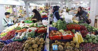 Pengertian Pasar Adalah Tempat Terdapat Penjual, Pembeli, Barang